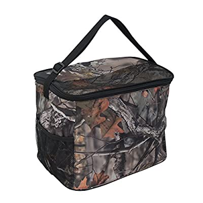 Carp Fishing Insulated Bait Cooler Bag Boilies Cool Tackle Food Carryall E721 from Savage Island