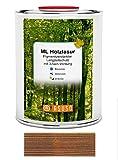 Asuso barniz para madera de protección a largo plazo 0.75 L de nogal