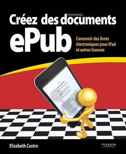 Creez des documents ePub par Elizabeth Castro