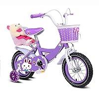 ZCRFY Kids Bike 2-10 Year Old Girls Children