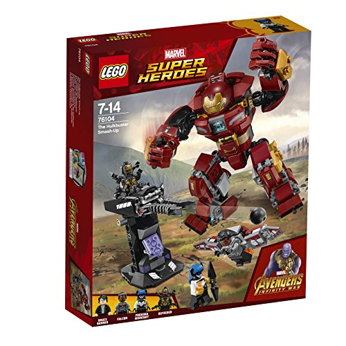 LEGO-Super-Heroes-Incursin-demoledora-del-Hulkbuster-76104