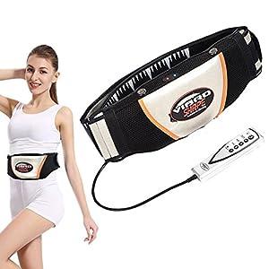 Taillen-vibrierender Massager, elektrischer Körper, der den Massager-Gurt-Muskel-brennenden fetten Gewichts-Verlust-Trimmer-Gesundheitswesen-Werkzeug abnimmt