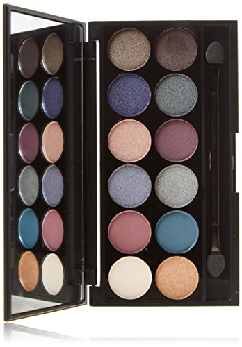Preisvergleich Produktbild Sleek i–Divine Eyeshadow Palette Enchanted Forest