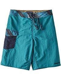 0c4aeed250 Patagonia Patch Pocket Wavefarer Board Shorts - Men's Filter Blue 32