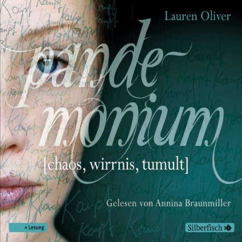 Buchseite und Rezensionen zu 'Pandemonium (Amor-Trilogie 2)' von Lauren Oliver
