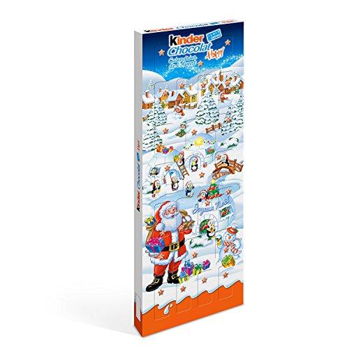 füllte Figuren Adventskalender, 1er Pack (1 x 204 g) (Schokoladen-adventskalender)