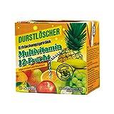 WeserGold - Durstlöscher Multivitamin 2x12x0,5L