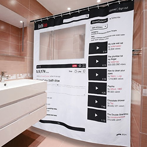 Cortina de ducha BathTub