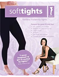 Soft, de grossesse Leggings, umstands Collant de collants sans pieds, opaque, noir, confortable, charge, Taille 34–42, 70 le