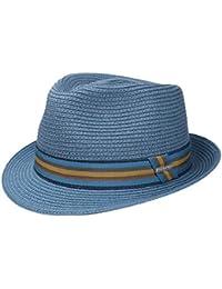 Munster Toyo Trilby Cappello Stetson trilby cappello di paglia cappello da  uomo a5a47f046714