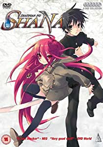 Shakugan No Shana Collection [DVD]