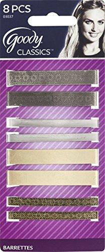 goody-barrettes-en-metal-8-pieces