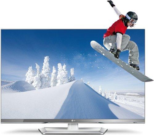LG 32LM669S 81 cm (32 Zoll) Fernseher (Full HD, Triple Tuner, 3D, Smart TV ) (Lg 32 Zoll-smart-led-tv)