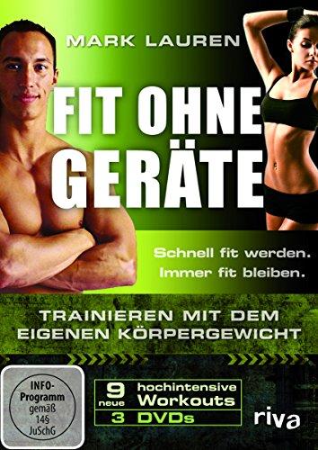 ne Geräte. Trainieren mit dem eigenen Körpergewicht. 3 DVDs ()