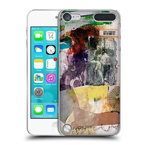 Head Case Designs Officiel Michel Keck Avalez-Vous Abstracte 3 Coque Dure pour l'arrière Compatible avec iPod Touch 5G 5th Gen