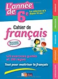 L'année de 6e – Cahier de Français