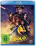 Solo: A Star Wars Story [Blu-ray] -
