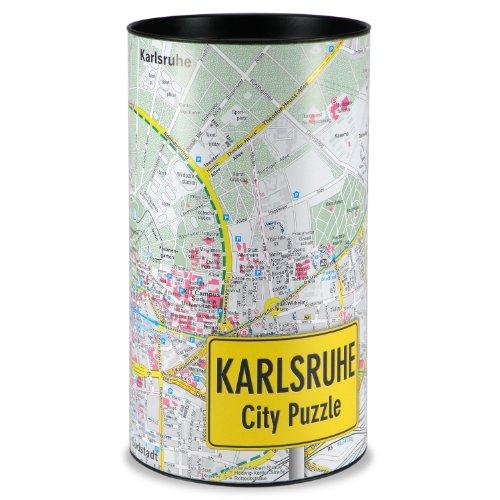 City Puzzle - Karlsruhe