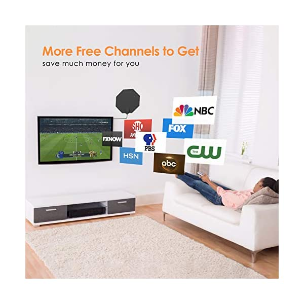 Bqeel-Antenne-TV-Intrieur-Puissante-Srie