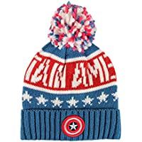 Made in Trade – 2200001590 – Gorro – Capitan America – Talla única