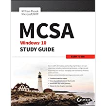 MCSA Windows 10 Study Guide: Exam 70-698 (English Edition)