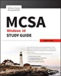 Master Windows 10 installation and configuration, including new technologies The MCSA Windows 10 Study Guideis the only comprehensive resource you'll need to prepare for Exam 70-698. You'll find expert coverage of 100% of all exam objectives led by ...