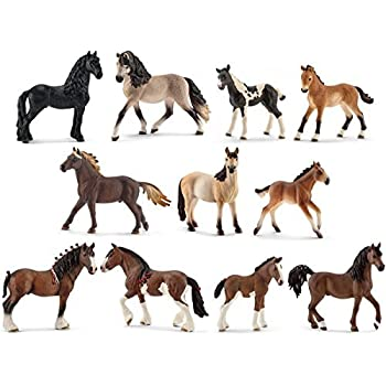 schleich nouvelles 2016 chevaux 11 figurine set 13792 13793 13803 13804 13805 13806 13807. Black Bedroom Furniture Sets. Home Design Ideas