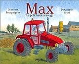 Max, le petit tracteur rouge