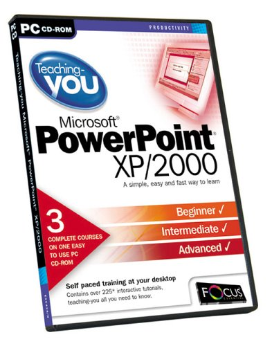 Teaching-you MS PowerPoint XP & 2000 Test