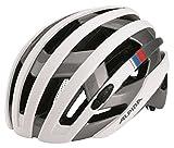 ALPINA casco per Camp Iglio, Unisex, CAMPIGLIO, White/silver/blue/red, 57-61
