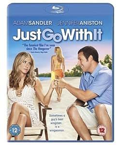 Just Go With It [Blu-ray] [2011] [Region Free]