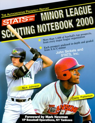 Stats Minor League Scouting Notebook 2000 por John Sickels