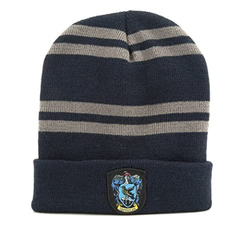 Harry Potter Beanie - Gryffindor. Slytherin or Ravenclaw - Cinereplicas (Ravenclaw)