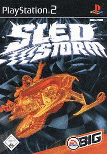 Sled Storm (Schneemobil-rennen)
