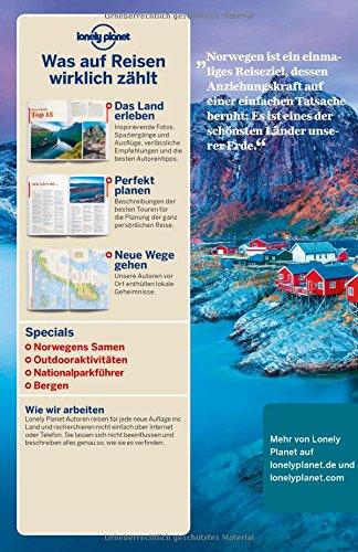 Lonely Planet Reiseführer Norwegen: Alle Infos bei Amazon