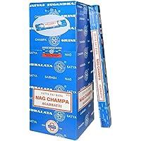 Räucherstäbchen Satya Sai Baba Nag Champa blau 250g 25 Schachteln Vorratspackung preisvergleich bei billige-tabletten.eu