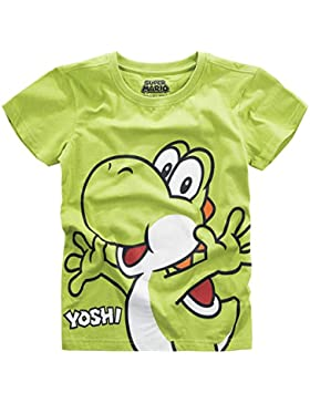 Super Mario Yoshi T-Shirt grün