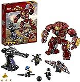 LEGO- Super Heroes Avengers Duello con l'Hulkbuster, Multicolore, 76104