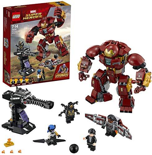 LEGO Super Heroes - Incursión Demoledora Hulkbuster
