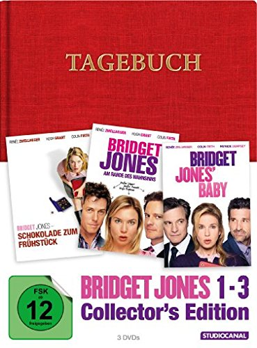 Bild von Bridget Jones 1-3 - Collector's Edition [3 DVDs]