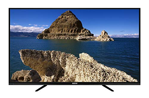 AKAI AKTV5010S Televisore 50 Pollici TV LED UHD 4K Smart Android