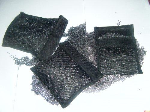 Softblei-Tasche, leer, 1°kg Fassungsvermögen 3kg   Filled Shot Bag
