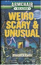 Armchair Reader Weird, Scary & Unusual by Jeff Bahr (2008-08-29)