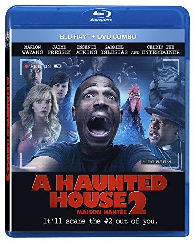 A Haunted House 2 (Blu-ray + DVD Combo)