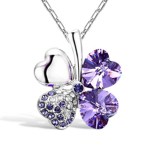 merdia-cuatro-hojas-de-trebol-en-forma-de-corazon-cristal-colgante-collar-16-5-extender