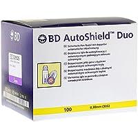 BD AUTOSHIELD Duo Sicherheits Pen Nadel 5 mm 100 St preisvergleich bei billige-tabletten.eu