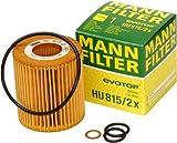 MANN-FILTER HU 815/2 X Ölfilter