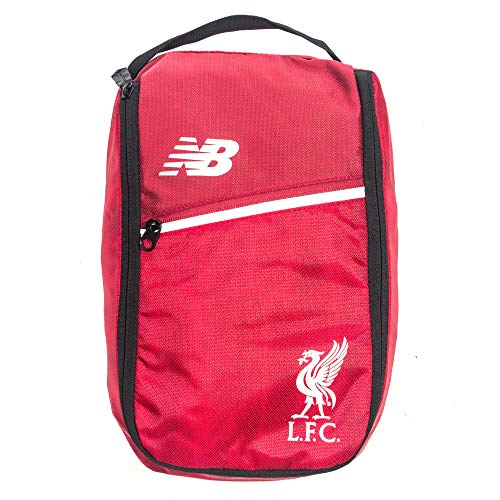 New Balance 2018-19 Liverpool FC - Bolsa para Zapatos, Color Rojo, tamaño Small