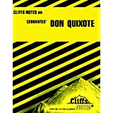 CliffsNotes on Cervantes' Don Quixote (Cliffsnotes Literature Guides)