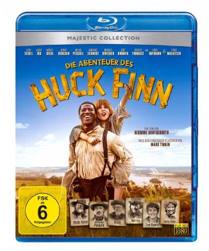 Bild von Die Abenteuer des Huck Finn [Blu-ray]